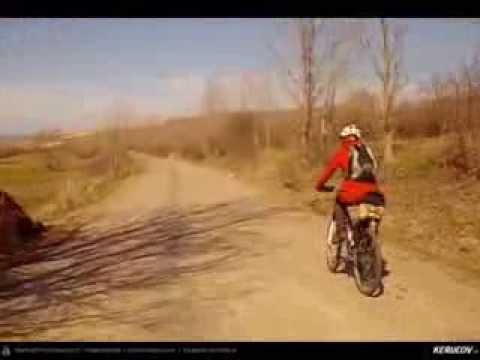 VIDEOCLIP Traseu MTB Rupea Gara - Homorod - Rupea - Dacia - Viscri - Bunesti - Crit