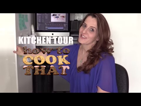 Ann's Kitchen Tour + Mean Comments, HOW TO COOK THAT Ann Reardon