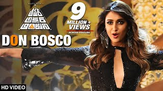 Don Bosco Full Video Song | Amar Akbar Anthony