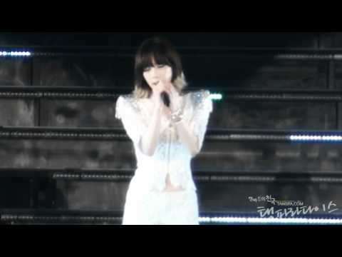 SNSD 1st Japan Tour GIRLS' GENERATION - Let It Rain