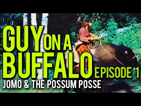 Guy On A Buffalo - Episode 1 (Bears, Indians &amp; Such)