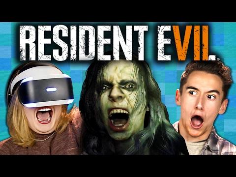 RESIDENT EVIL 7 (Teens React: Gaming) - UCHEf6T_gVq4tlW5i91ESiWg