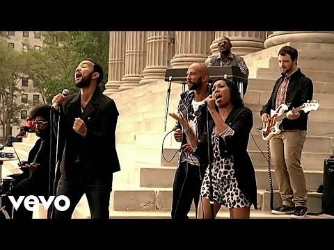 Wake Up Everybody (Feat. The Roots, Melanie Fiona, Common)