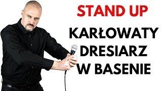 Biskup - STAND UP | Karłowaty Dresiarz w Basenie