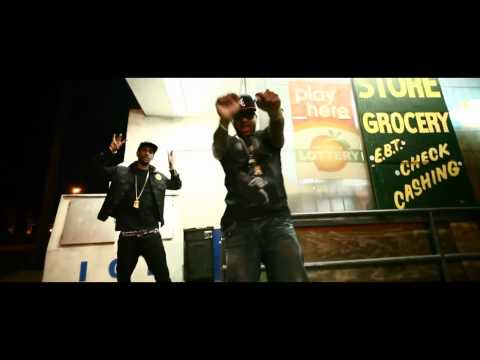 The-Dream (Terius Nash) feat. Big Sean - Ghetto (Official Music Video) HD