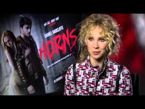Glamour Magazine: Horns Interview