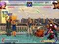 kof 2002 combo de angel cancion de dyablo soldados