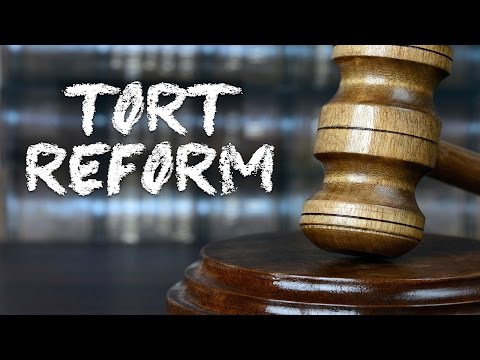 Has The Tort Reform Fight Been Won?