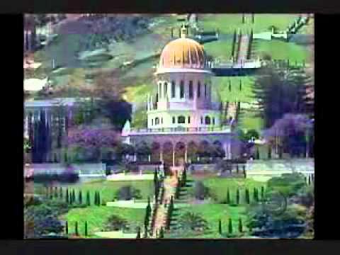 CBS News Report on Baha-i Gardens in Haifa, Israel October 16, 2011