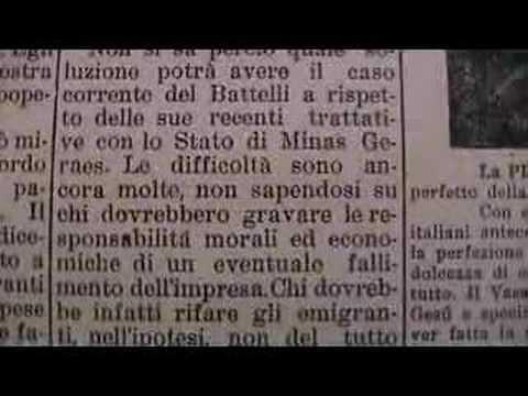 Il Corriere D'Italia - Bento Gonçalves - Brasile - 1913