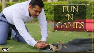 Prem Ratan Dhan Payo - Fun 'N Games