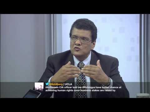 The Stream - The plight of the Rohingya (Dr. Waqar Uddin)