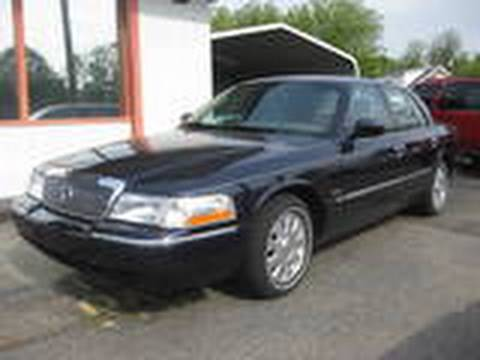 2003 Mercury Grand Marquis LS Ultimate Edition Start Up, In Depth Tour, and Test Drive