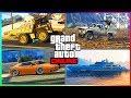 DIE 10 UNNÖTIGSTEN FAHRZEUGE IN GTA 5 ONLINE! | 10 Fahrzeuge die KEINER braucht! (GTA V)