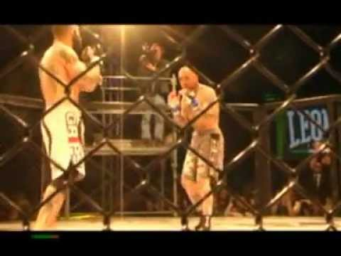 MMA - Celotto Vs  Morini - Milano in the cage - 1/2 Parte - by TarzanGT