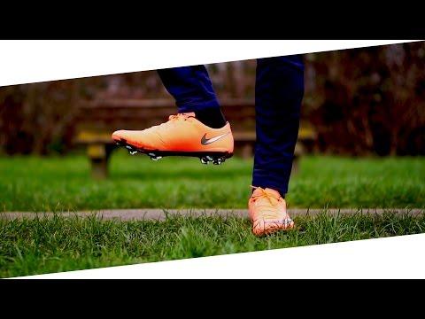 Ibrahimovic & Hazard Boots: 2016 New Nike Mercurial Vapor X Test