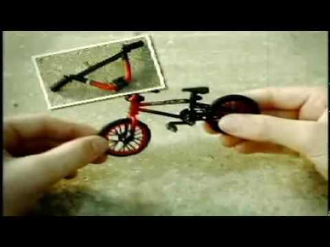 Flick Trix Fingerbike BMX