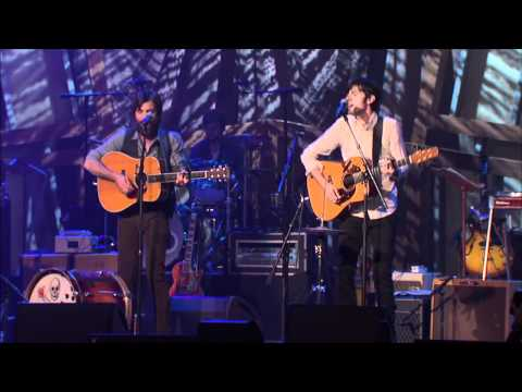 OFFICIAL 2011 Americana Awards - The Avett Brothers - The Once and Future Carpenter