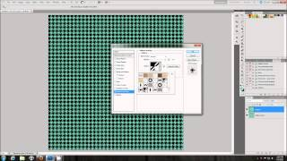 Tutorial - How to Use Photoshop Patterns