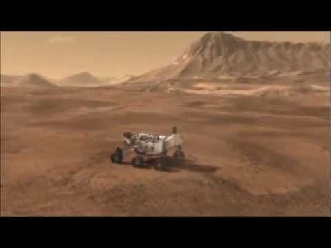 Save NASA Mars Exploration Program - Mars Rovers - Humans to Mars - Disc