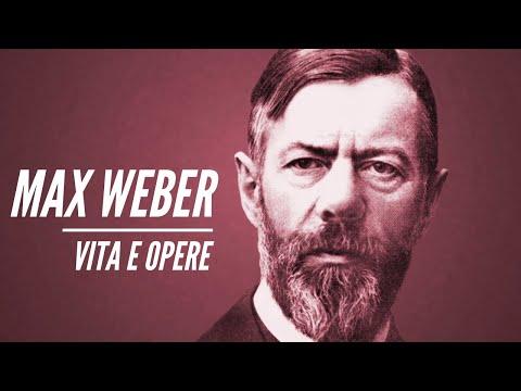 Max Weber: Vita e Opere - di Pier Paolo Portinaro