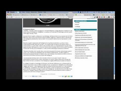 Il metodo scientifico e la verifica delle fonti - fixed