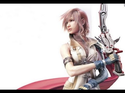 Dissidia 012: Lightning Gameplay Highlights