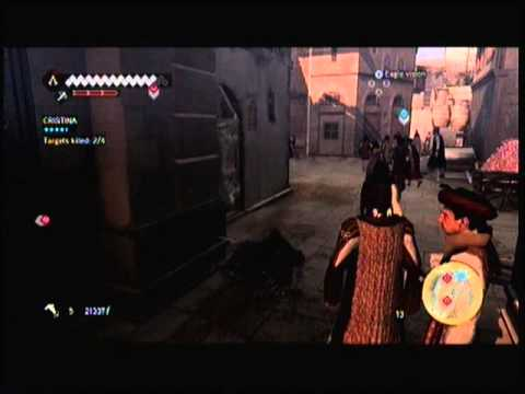 Assassins Creed Brotherhood - Cristina Memory 5