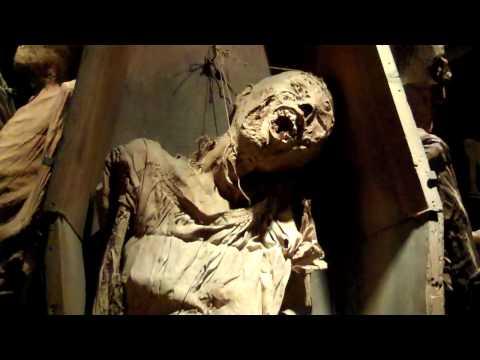 The Mummy Museum in Guanajuato Mexico (Museo de los Momias)