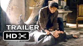 The Suspect Official Trailer (2014) - Yoo Gong Korean Action Thriller HD