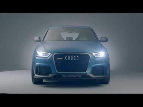 erstes Video vom Audi RS Q3