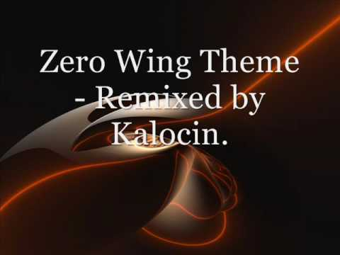 Zero Wing Theme - Remixed by kalocin [iDrak]