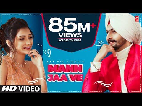 Mann Jaa Ve (Full Song) Kay Vee Singh Ft. Khushi Punjaban | Cheetah, Ricky Malhi | Punjabi Song 2020