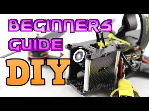 Beginners guide to Building an FPV racing quadcopter. - UC3ioIOr3tH6Yz8qzr418R-g