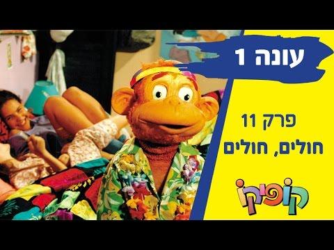 קופיקו עונה 1 פרק 11 - חולים, חולים