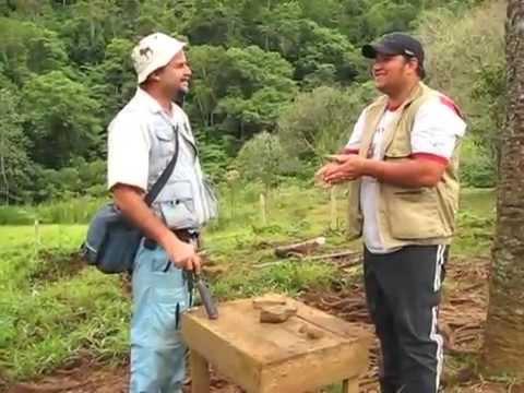 Geologia UFPR - Mapeamento de Graduação