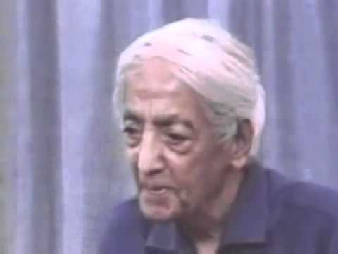 Krishnamurti - Brockwood Park 1984 - Italiano Talk 4
