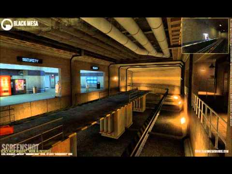 Black Mesa Source - On A Rail (Old - 2012)