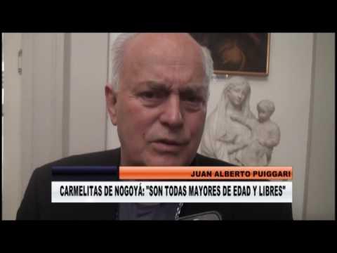 <b>Carmelitas Descalzas. </b>Puiggari habl� del esc�ndalo por tormentos en Nogoy�