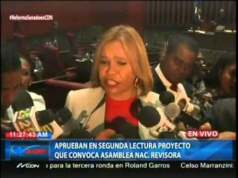 Sonia Mateo confirma, sí acordaron que dejarán en sus puestos todos los funcionarios.