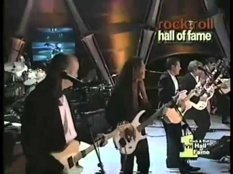 Eagles - Hotel California Live at 1998 Hall of Fame Induction -iW1WHi60aq0