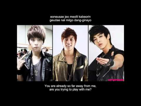 Beast - Should I Hug or Not Eng Sub & Romanization Lyrics