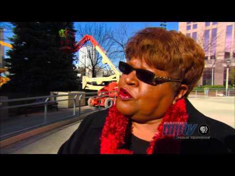 100 Years of the Milwaukee Christmas Tree | Cecilia Gilbert, Tree Lighting Ceremony Coordinator