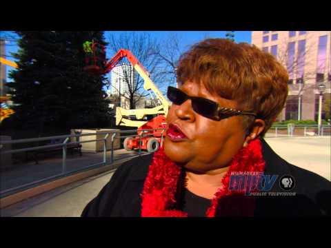 100 Years of the Milwaukee Christmas Tree | Cecilia Gilbert, Tree Lighting Ceremony Coordinator