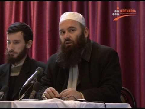 Rrespekti ndaj dijetareve - Hoxhë: Bekir Halimi