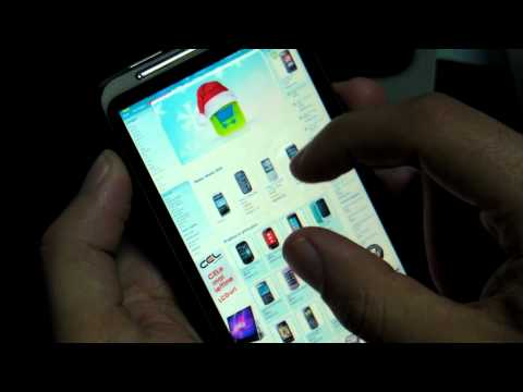 HTC Desire HD review HD ( in Romana )