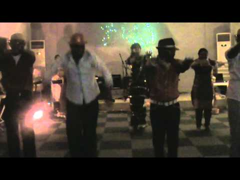 2011 Tamil Youth 70's Christmas Services Celebration - 70's Village Dance By Bro.Param Group
