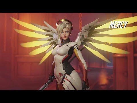 Overwatch Mercy Gameplay Trailer - UCKy1dAqELo0zrOtPkf0eTMw