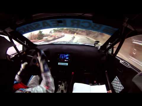 Vali Porcisteanu - Tess Rally 2012 - Ps1 onboard