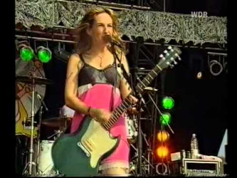 Veruca Salt @ Bizarre Festival 1997 (Part 3 of 9): Don't Make Me Prove It